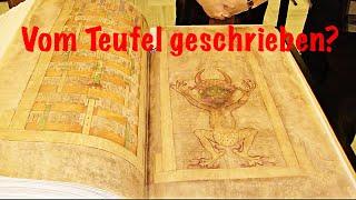 Die TEUFELSBIBEL (Codex Gigas) - Das Geheimnisvollste BUCH Der Welt!