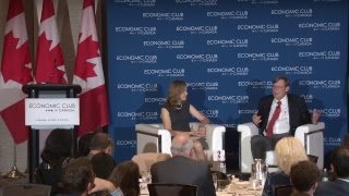Google's Chief Economist Hal Varian, in conversation with Janet Bannister- Economic Club of Canada