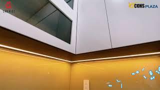 Bcons Plaza mẫu thiết kế căn hộ loại E diện tích 55.97m2 2PN 2WC, PKD 0906662356