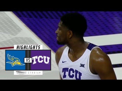 CSU Bakersfield vs. TCU Basketball Highlights (2018-19) | Stadium