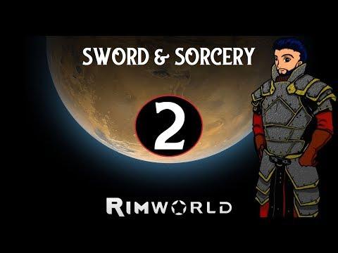 Goblin Hunting   Let's Play RimWorld: Sword & Sorcery (Beta 19) #2