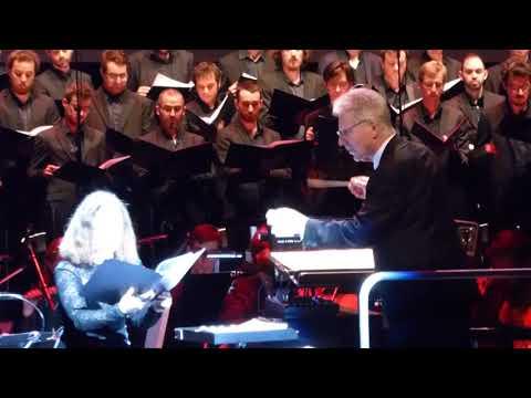 Concert Danny Elfman - Palais des Congrès 2017