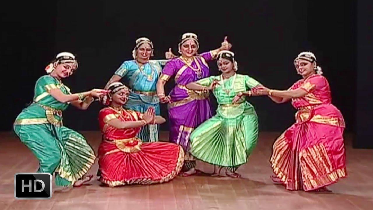 4e0dc1a5a4c95 Bharatanatyam Dance Performance - Indian Classical Dance - Madura Margam -  Mangalam - YouTube