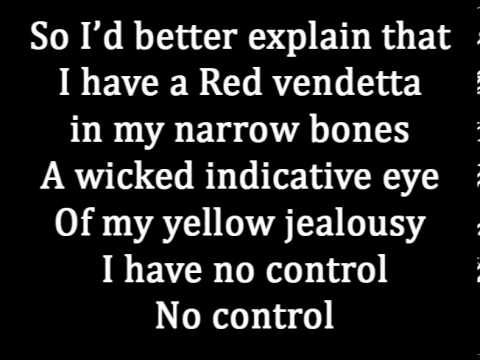 Franz Ferdinand - Bullet (Lyrics)