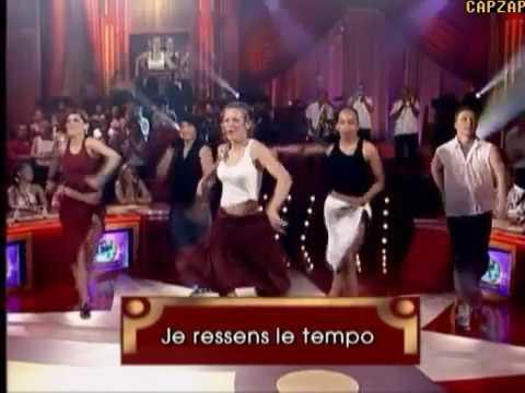 Lorie - Sur Un Air Latino (Live @ La Fureur Star Academy, 16/05/2003)