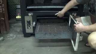 Backwoods Piglet Plus Smoker | How A Backwoods Piglet Plus Smoker Works HD