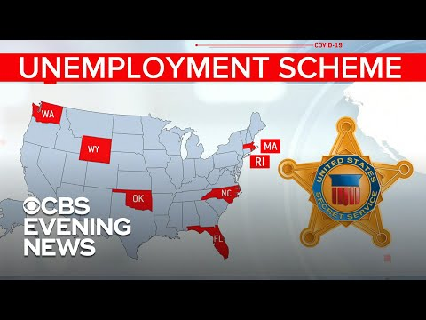 International fraud ring accused of stealing from U.S. unemployment funds