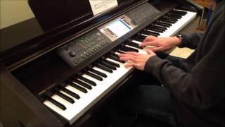 Ushio 汐 [Magome Togoshi - Clannad] HD piano cover