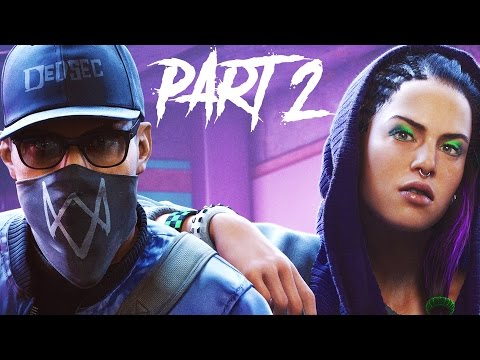 WATCH DOGS 2 Gameplay Walkthrough Part 2 - INSANE CYBER CAR!! (PS4 1080p 60fps)