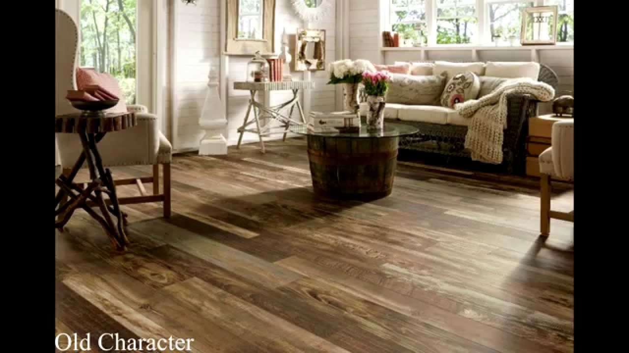 Armstrong Architectural Remnants & Rustics Premium Laminate Flooring -  YouTube
