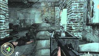 """Call of Duty: World at War- Mission 10: Eviction """"Veteran Mode"""""""