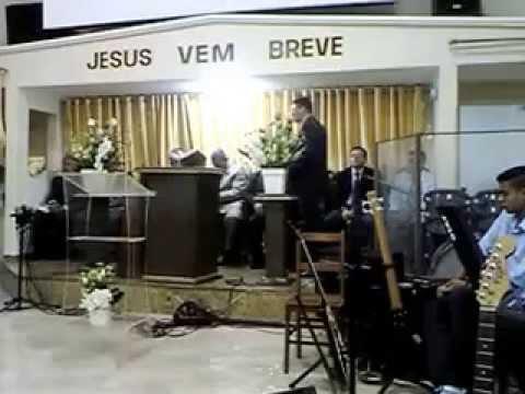 PR. Mario Luiz   Pregação Você é Um Vaso Para Deus