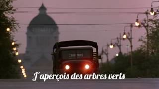 Louis Armstrong - What A Wonderful World- Traduction française
