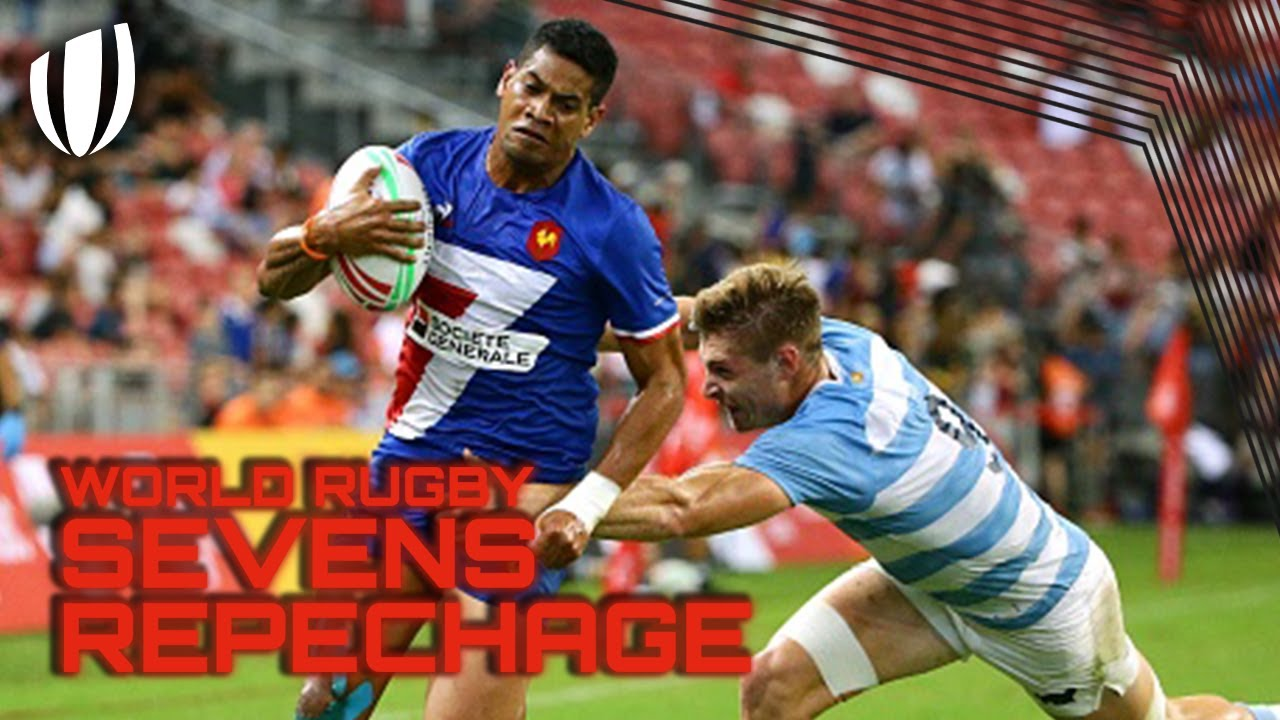 The FANTASTIQUE French!   France Men's 7's GREATEST Tries!