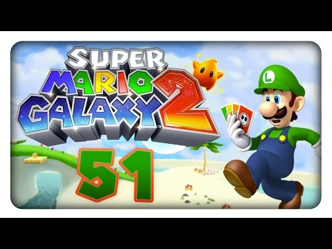 Let´s Play Super Mario Galaxy 2 Part 51 [100%] GERMAN [720p60fps] Echt unlustig! - Duur: 27:04.