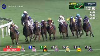 Vidéo de la course PMU INTERNATIONAL JOCKEYS' CHAMPIONSHIP (3RD LEG)