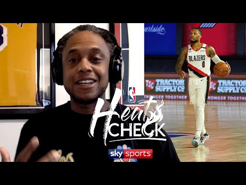 Did the Clippers mess with the wrong guy in Damian Lillard? | Heatcheck