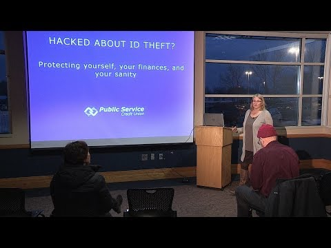 Hacked About ID Theft? Protecting Yourself, Your Finances, and Your Sanity