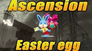 Black Ops Zombies - Ascension Full Easter Egg
