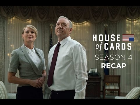 House of Cards | Season 4 Recap
