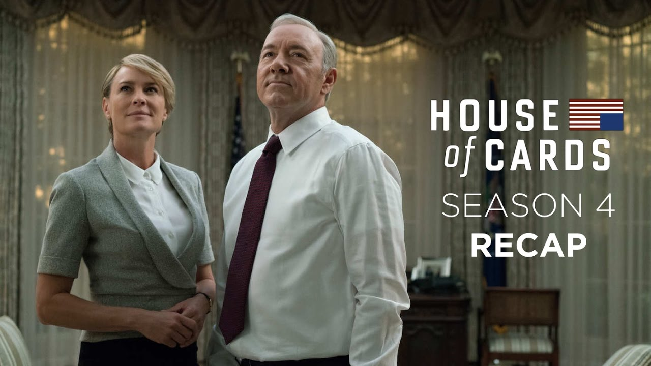 house of cards streaming saison 4 episode 2