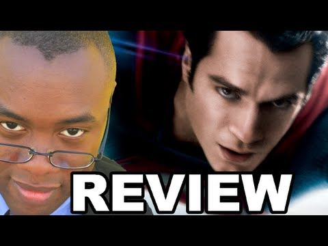 MAN OF STEEL REVIEW! I LOVED IT? : Black Nerd Reviews