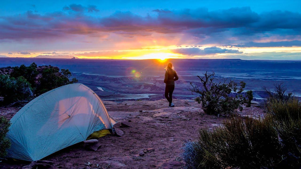 Overnight Adventure in Canyonlands!