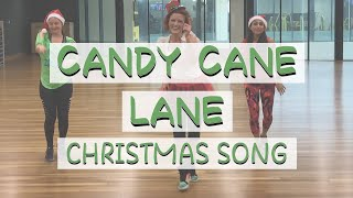 Zumba Candy Cane Lane by Sia Christmas song