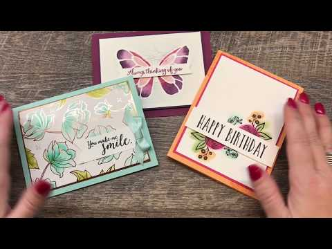 3 Ways to color 3 Cards with LOTS of tips and tricks