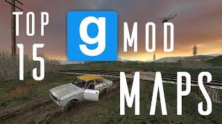 Top 15 Garry's Mod Maps | 2016