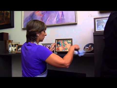 Limpiar el polvo de los cuadros youtube - La casa de los cuadros ...