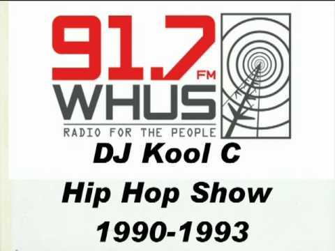 Guru (Gangstarr) Shout Out 1:26 & Various Hip Hop Artists 91.7 FM WHUS