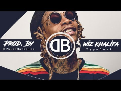 [FREE] Wiz Khalifa Ft Wale Type Beat - Vibrant  | Prod. By De Quan On The Rise | HD 2017 - Продолжительность: 4:12