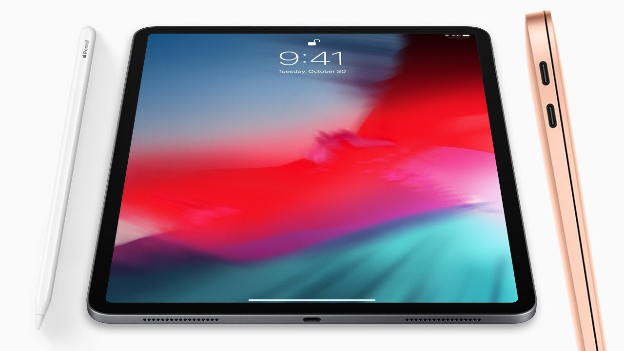 New iPad Pro, MacBook Air & Mac Mini Announced!