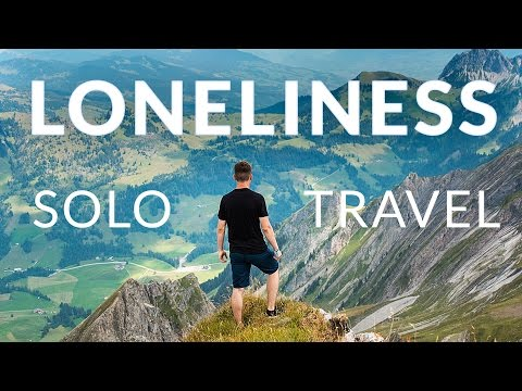 How to Deal With Loneliness As a Digital Nomad / Solo Traveller