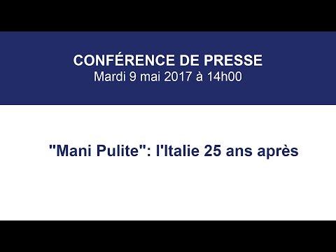"""Mani Pulite"": l'Italie 25 ans après"