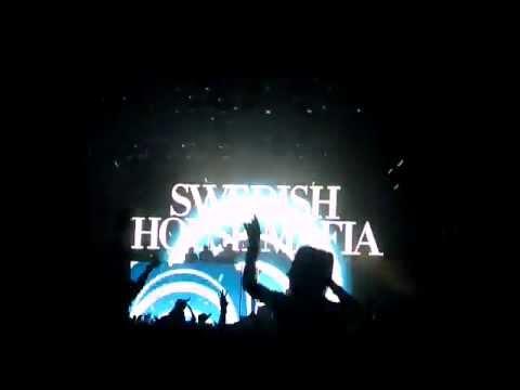 Swedish House Mafia - Future Music Festival - Adelaide South Australia - 12 March 2012