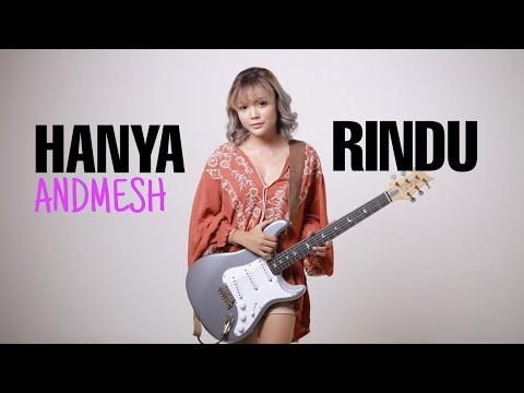 HANYA RINDU ANDMESH [ LIRIK ] TAMI AULIA LIVE