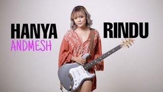 Gambar cover HANYA RINDU ANDMESH [ LIRIK ] TAMI AULIA LIVE