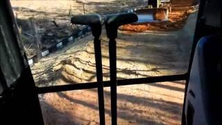 Komatsu C110 Track Dump Truck