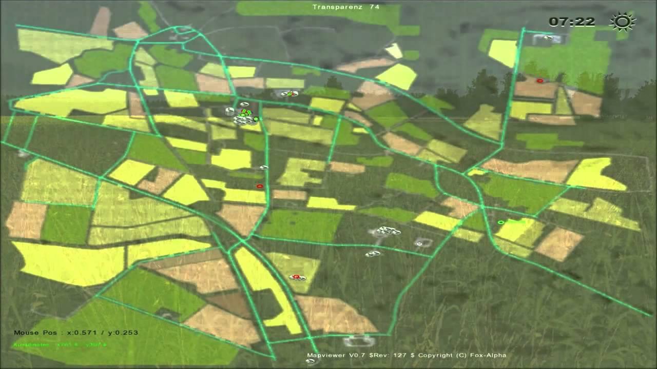 Farming simulator 2013 presentazione mappa \