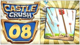 CASTLE CRUSH Part 8: PFEILE freigeschaltet!