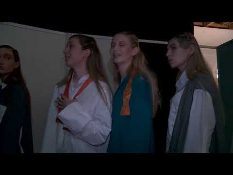 Global Talents HARRIET ECCLESTON - Mercedes-Benz Fashion Week 2019