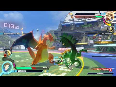 GB Nov 12, 2016 - Pokken - Grand Final - Ouroboro vs Scatz