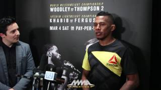UFC 209: 'Upset' Iuri Alcantara Attributes Bad Performance Against Sanders to 'Lack of Nerves'