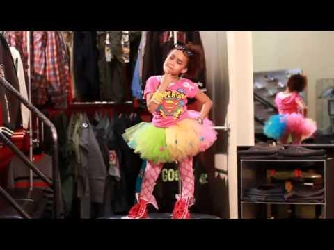 Shaniah Tutus and Tennis Shoes   YouTube