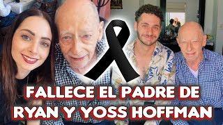 El ultimo adios al papa de DebRyanShow y Yoss Hoffman
