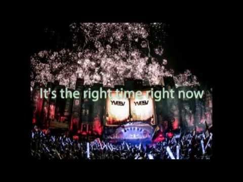 Yves V & Mike James - The right time lyrics