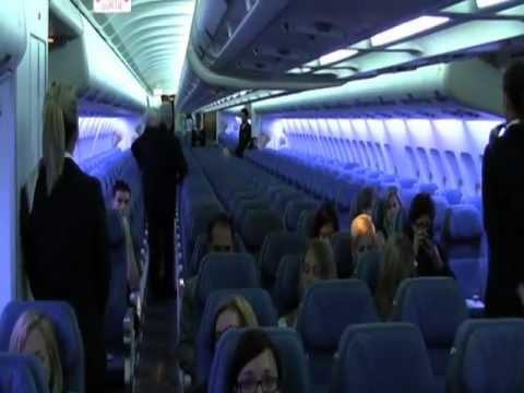 Air Transat Baxter Video Youtube
