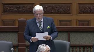 MPP Nicholls asks Minister Del Duca to Attend Carnage Alley Town Hall